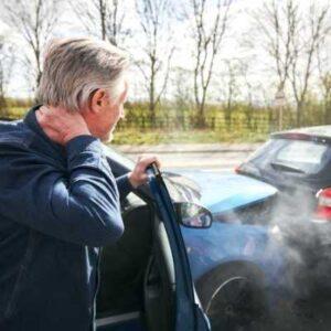 risarcimento per colpo di frusta dopo incidente stradale